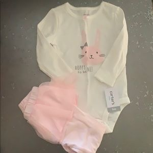 NWT Girl Easter Outift